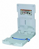 SYR Super Hygienic Baby Changer Vertical